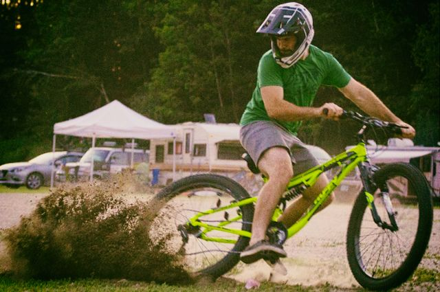 Can A $180 Walmart Mountain Bike Downhill?