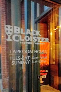 Black Cloister brewpub and Threshold Church, Toledo, Ohio