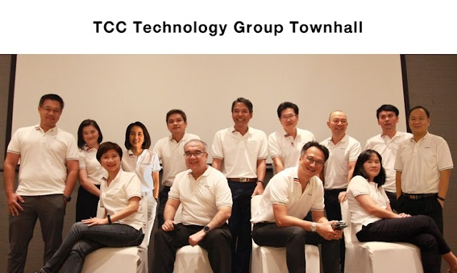 TCC Technology Group has Organized Townhall With an aspiration to be Trusted Technology Solutions Partne