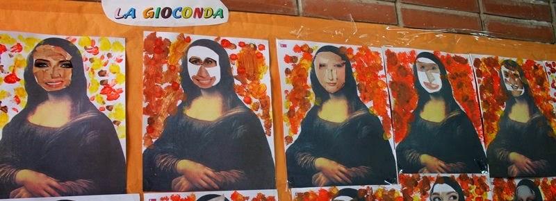 Pintores Famosos: Leonardo Da Vinci Para Niños. Cómo