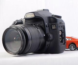 Jual Kamera Canon EOS 40D - DSLR Seken