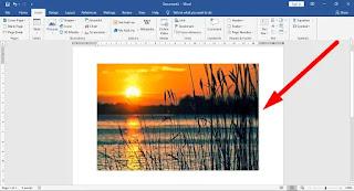 3 Cara Memasukkan Gambar Ke Word