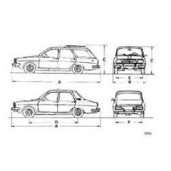 Manuales de mecánica y taller: Renault 12 1976 Manuales