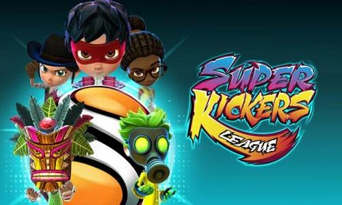 Super Kickers League Game Free Download