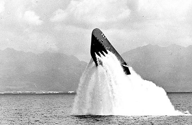 подводная лодка борей всплыла у манхэттена