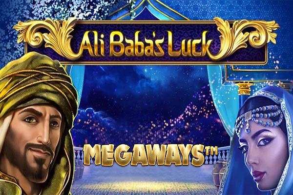 Main Gratis Slot Demo Ali Baba's Luck Megaways Red Tiger Gaming