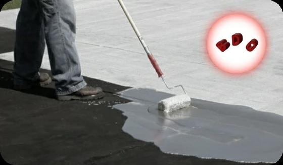 Tips pemasangan waterproofing coating untuk area lantai kamar mandi agar mendapatkan hasil yang maksimal