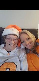 Betty Morton with daughter Sarah