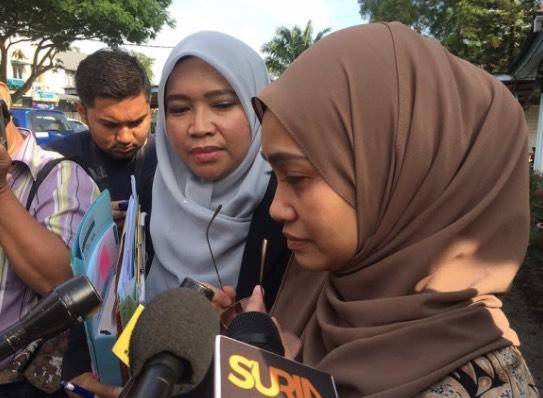Ude 'Backup' Izreen, Minta Intan Berhenti Salahkan Izreen Azminda