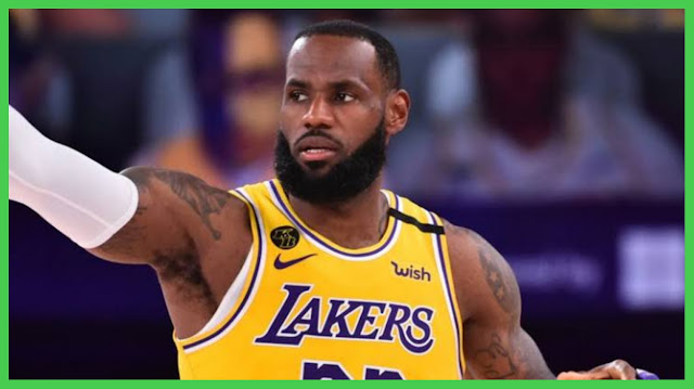Richest Athletes - LeBron James