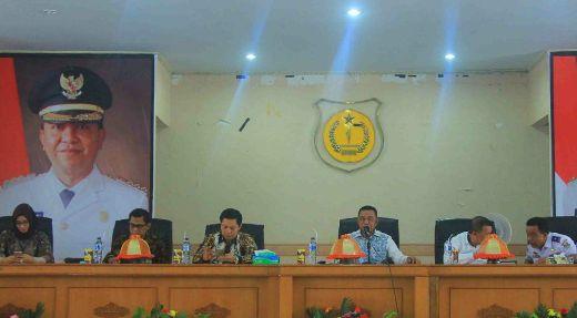 PT. Garuda Indonesia, Tawarkan Kerjasama Dengan, Pemkab Kep. Selayar