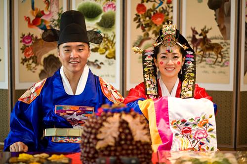 Korean Traditional Wedding Dresses Pakistani Amp Indian
