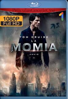 La Momia (2017)[1080p BRrip] [Latino-Inglés] [Google Drive] chapelHD