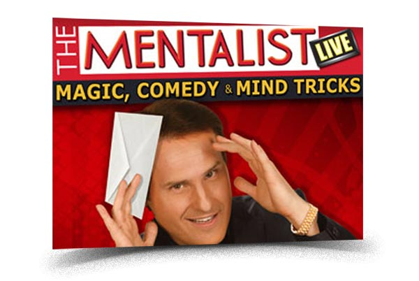 The Mentalist- Gerry McCambridge  - Best Magic shows in Las Vegas