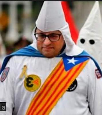 Torra,Quim,KKK, sectarismo
