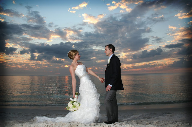 naples sunset wedding