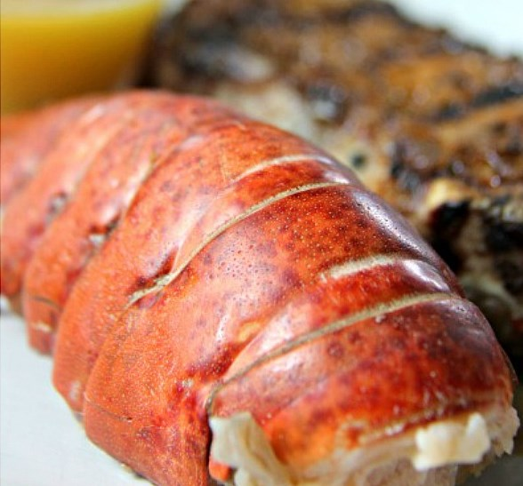 HOW TO COOK LOBSTER #dinner #quick