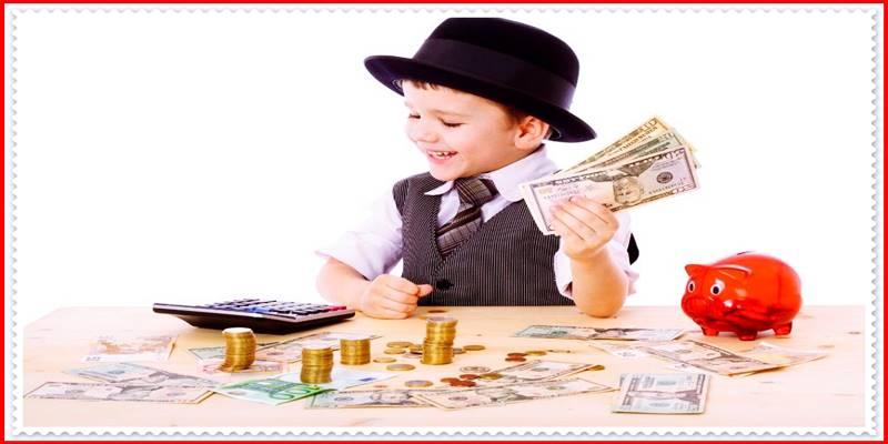Как научить детей разумно тратить деньги
