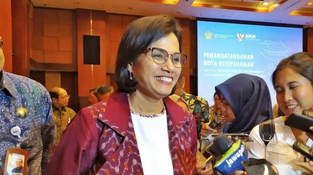 DPRD Jakarta: Menkeu Sri Mulyani Sebar Hoaks terkait Dana Bansos