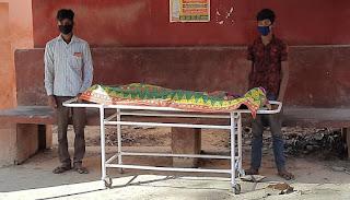 जौनपुर : संदिग्ध परिस्थितियों में मिष्ठान व्यवसाई की मौत