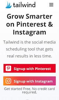 شرح موقع tailwind