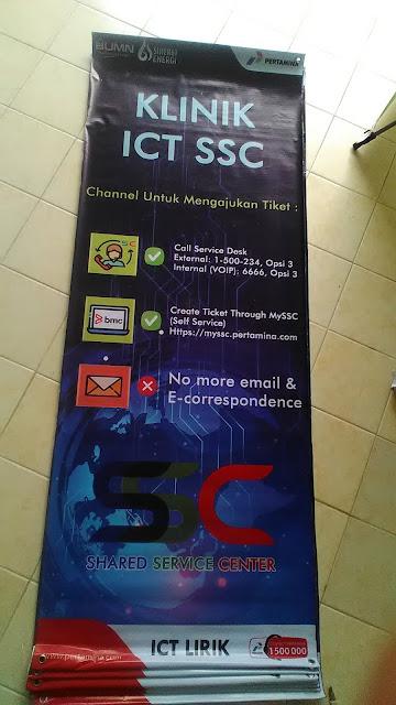 X banner Klinik ICT