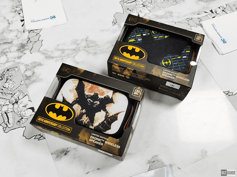 Batman wireless speakers