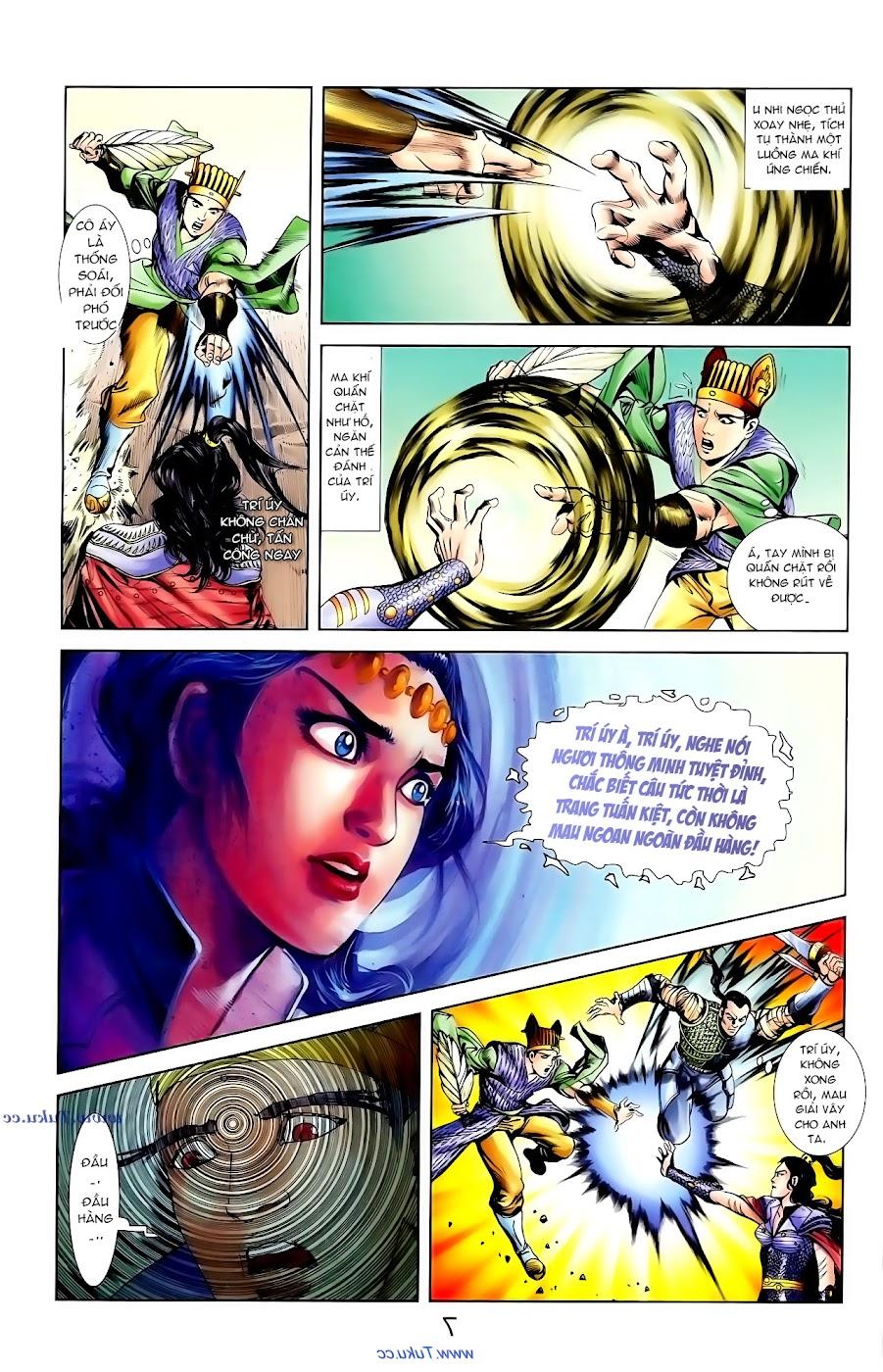 Cơ Phát Khai Chu Bản chapter 92 trang 11