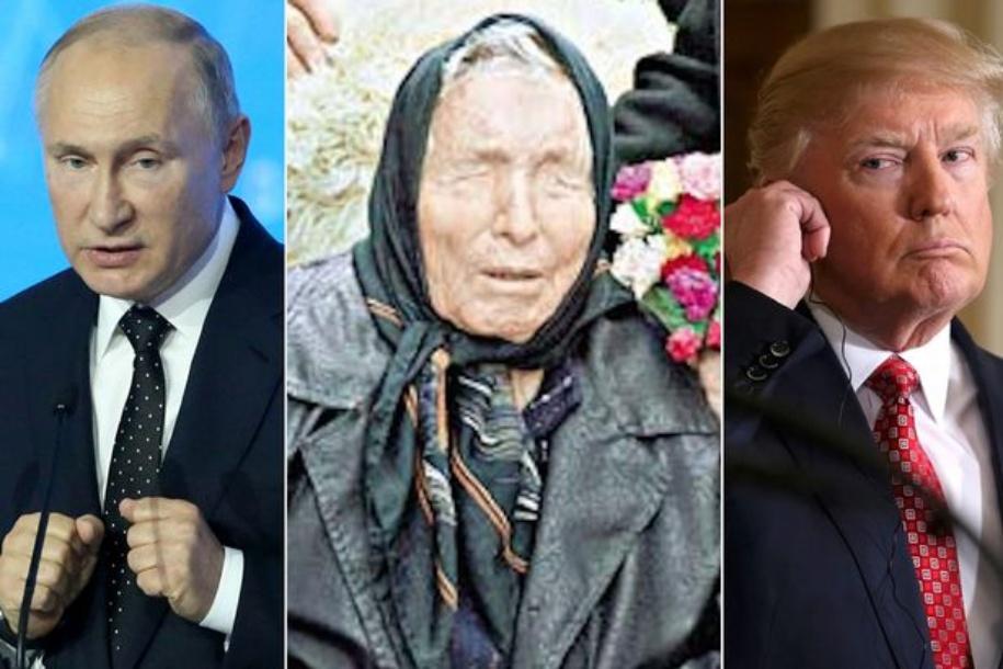 Baba Vanga predictions for 2020, Putin