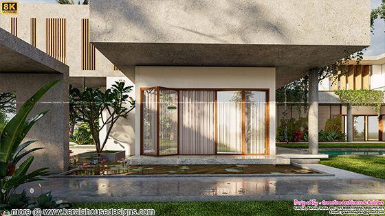 house pond design