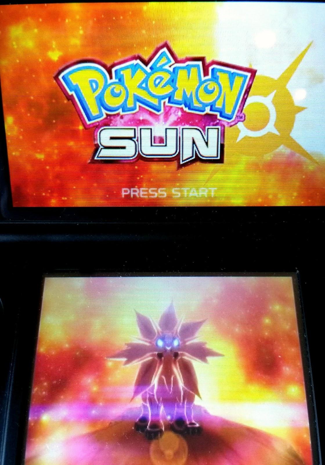Nintendo 3DS Pokemon Sun and Pokemon Moon, Pokemon Christmas, #PokemonSunMoon