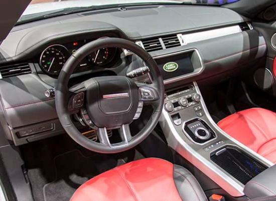 2017 Land Rover Range Rover Evoque Convertible Review
