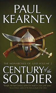 century%2Bof%2Bthe%2Bsoldier - Do Yourselves a Favor and Read Some of Paul Kearney's Works