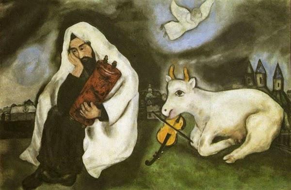 Solidão - O Surrealismo glorioso de Marc Chagall