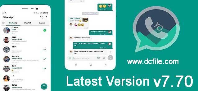yowhatsapp v7.70