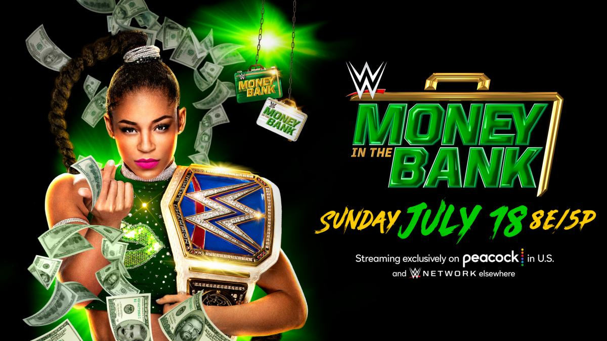 WWE Money in the Bank 2021: RAW Tag Team Championship Match anunciada!
