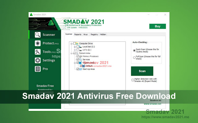 Smadav 2021 Antivirus Free Download