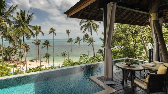 INTERNATIONAL TRAVELLERS WELCOME TO EXPERIENCE THAILAND'S ISLAND LIFE AT FOUR SEASONS RESORT KOH SAMUI