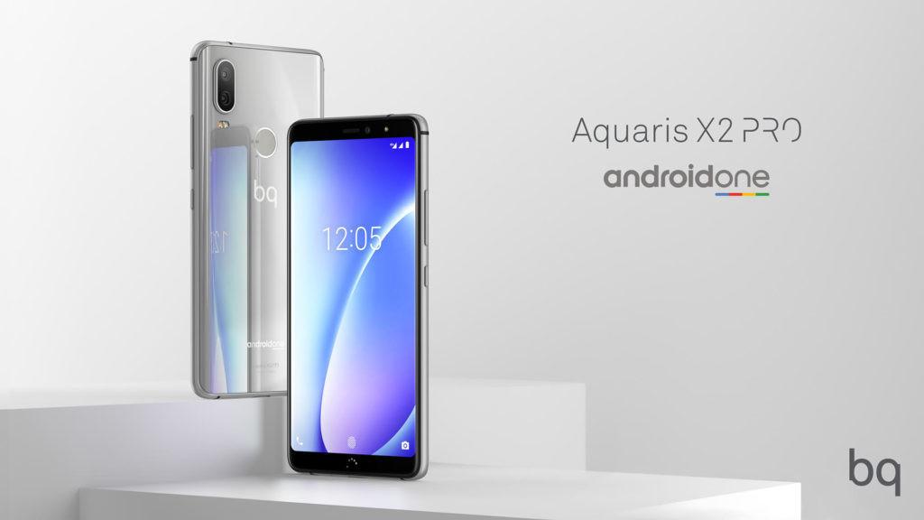 BQ Aquaris X2 Pro, precio y características.