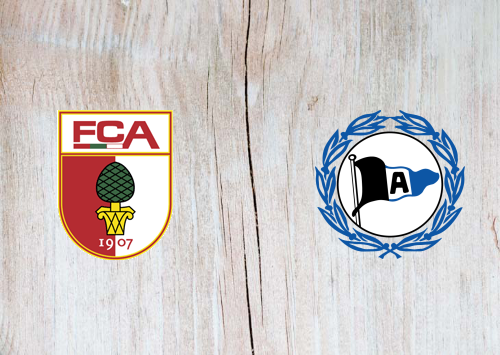Augsburg vs Arminia Bielefeld -Highlights 17 April 2021
