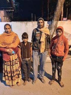 माता पिता की डांट से रीवा हनुमना से भाग कर जबलपुर आये 2 बालकों को जबलपुर पुलिस ने किया परिजनों के सुपुर्द
