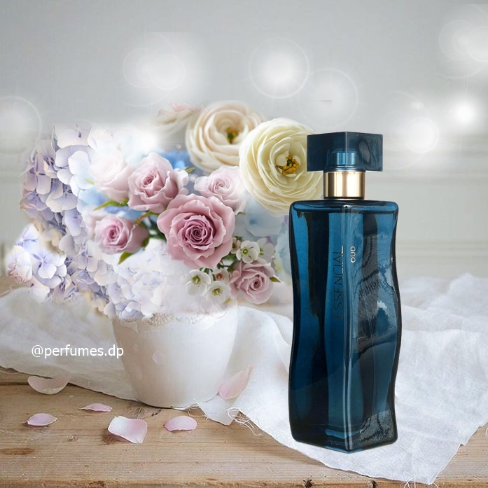 Perfume Essencial Oud Natura