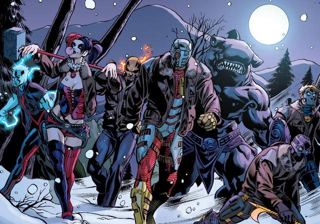 suicide squad dc comics