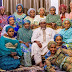 """Oh! Dear, what a gorgeous and lovely family. """"Alhaji Abdulmunaf Yunusa family"""""""