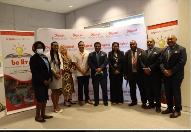 Digicel Foundation Launches 3 hour Education TV Channel