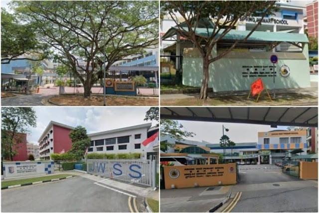 Muncul Klaster Covid-19 di Sekolah Singapura, Siswa Tertular dari WNI