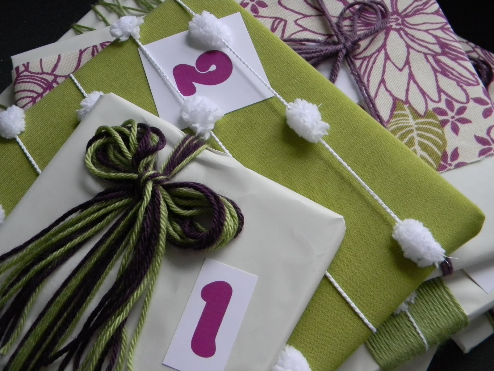 2011 advent calendar - Pinterest advent ...