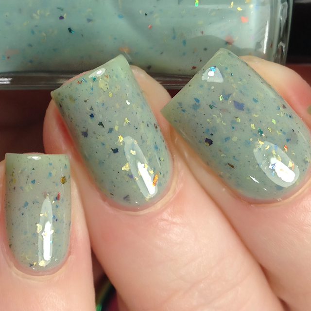 Pampered Polishes-Bayou