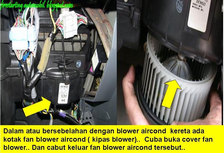 Senangeja Com 4 Tutorial Tips Servis Dan Menjaga Penyaman Udara Kereta