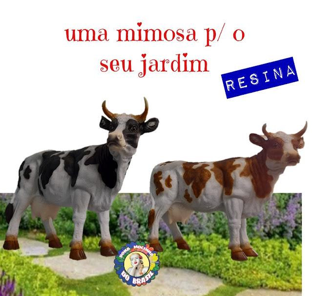 VACA DE RESINA